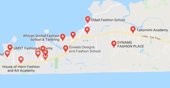 Top 15 Best Fashion Schools In Lagos Nigeria 2020 Mynativefashion