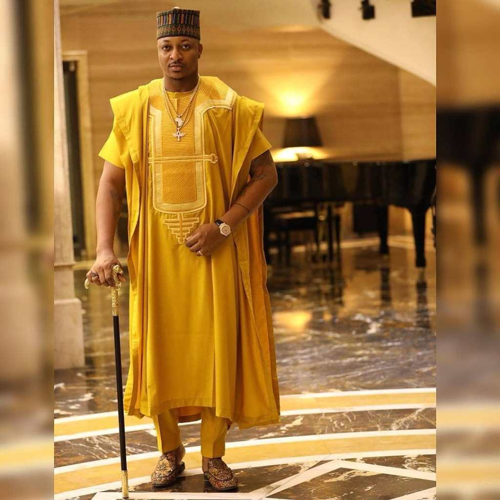 Latest agbada styles or men