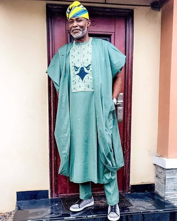 agbada designs for celebs