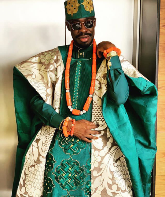 Latest Agbada Style for men