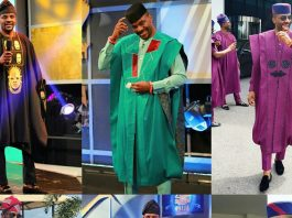 latest Agbada Styles for men