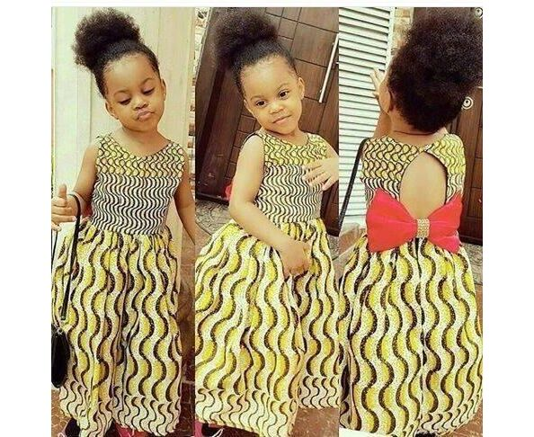 gown style for kids