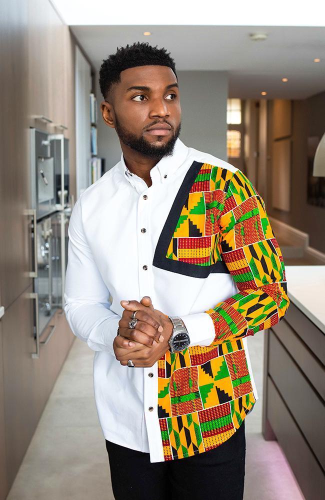 ankara mens african wear