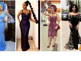 Best Nigerian Lace Styles And Designs Pictures 2020