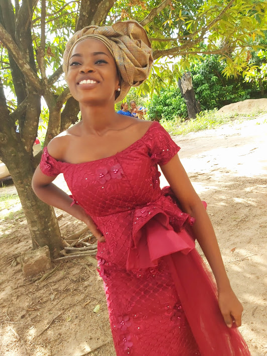 Nigerian Lace styles and designs 2020