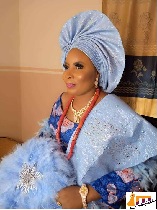 Nigerian Lace Styles And Designs