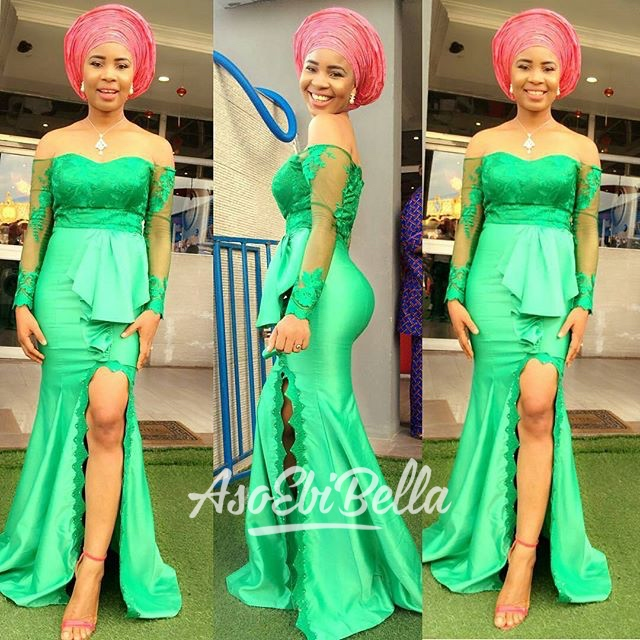 latest gown styles