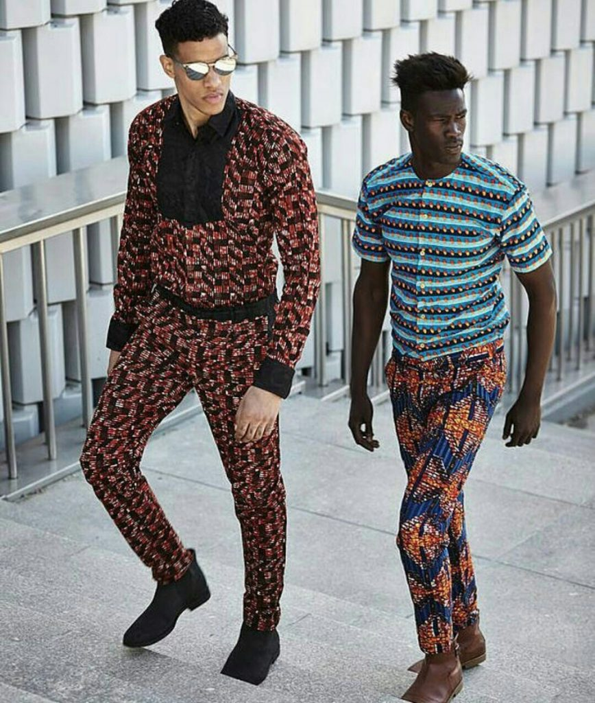 Latest Ankara Styles for Men