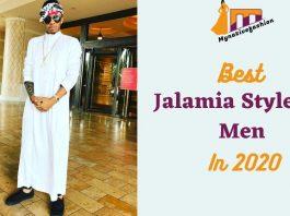 latest jalamia style for men