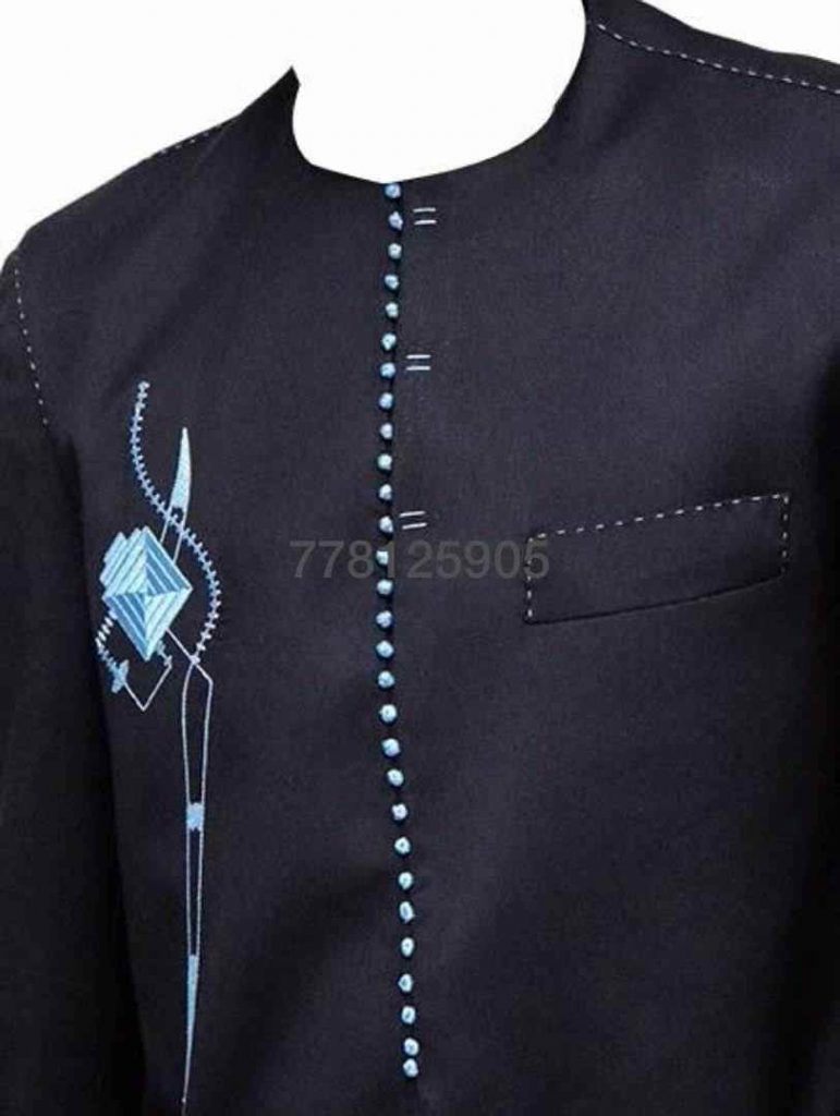 trendy embroidery design