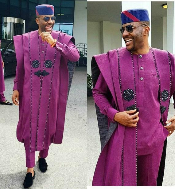images of agbada embroidery
