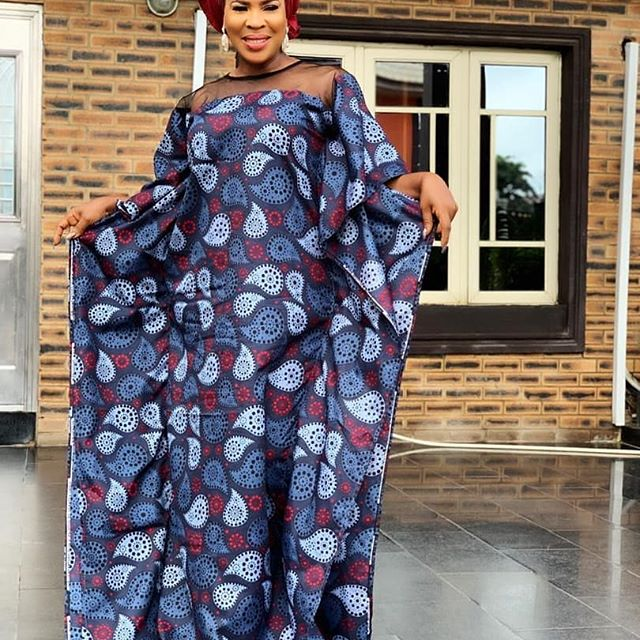 latest bubu gown styles