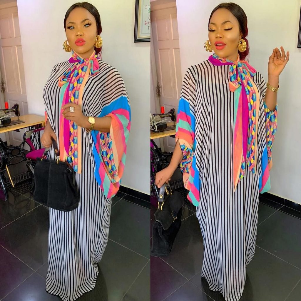 40 Latest Bubu Gown Styles For Ladies 2020 Mynativefashion