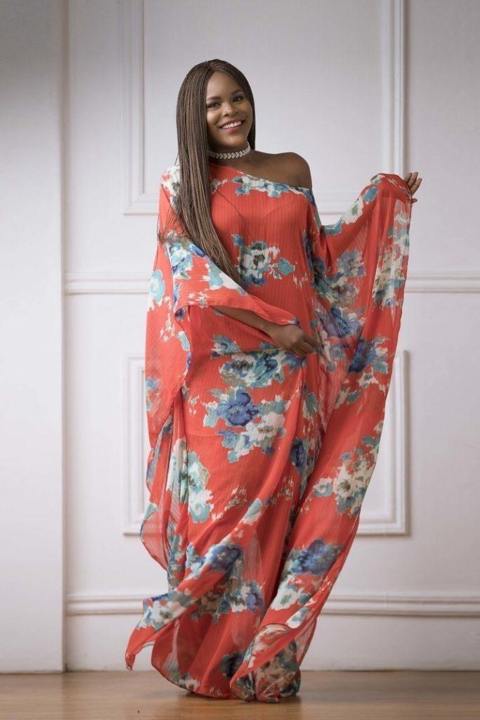boubou dress