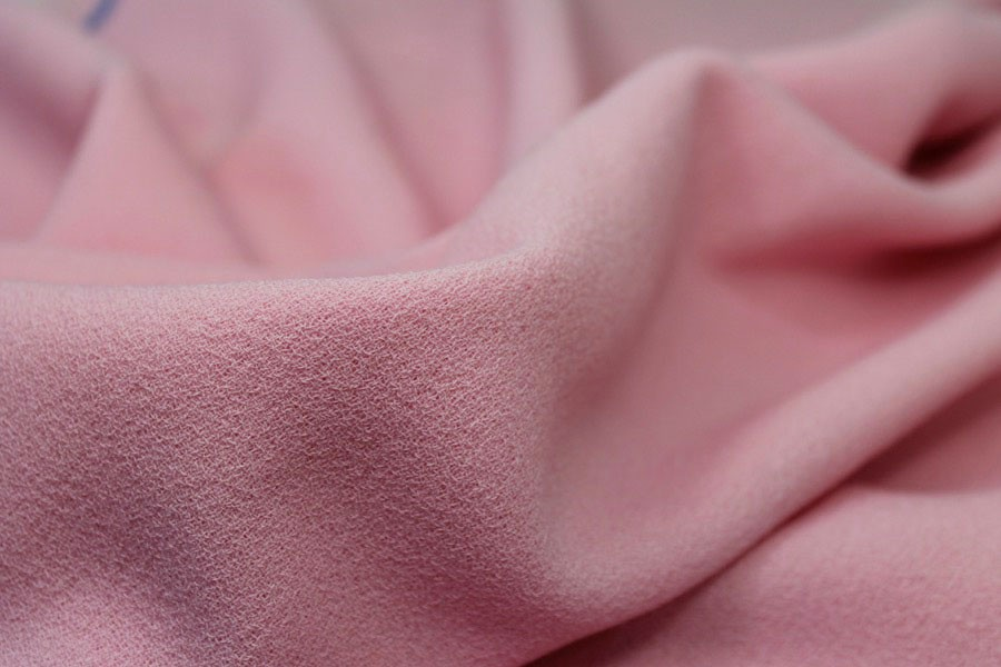The Crepe material
