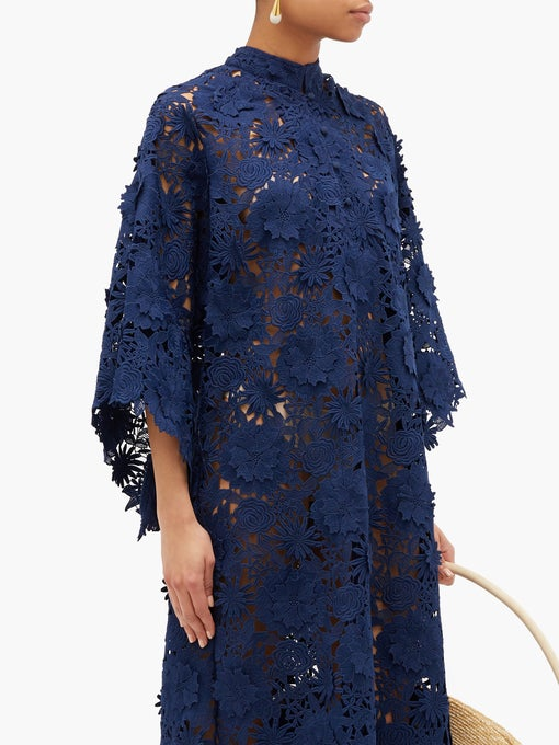 Dry Lace Kaftan Styles