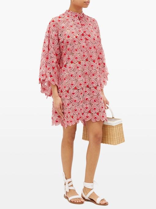 latest short Dry Lace Kaftan Styles 2020