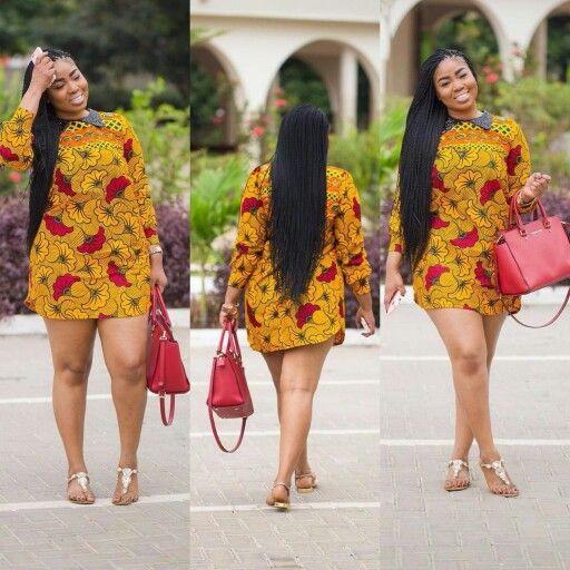 Short tunic style