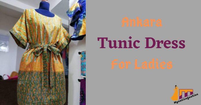 latest tunic dress