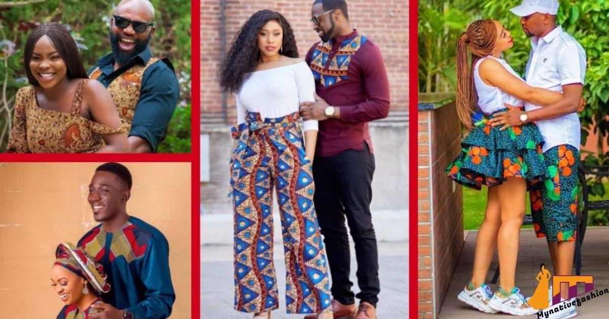 50 Latest Ankara Pre Wedding Pictures In Nigeria Mynativefashion