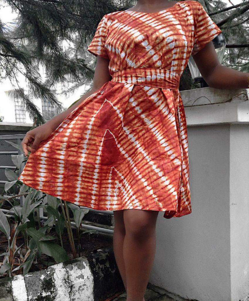 short kampala styles