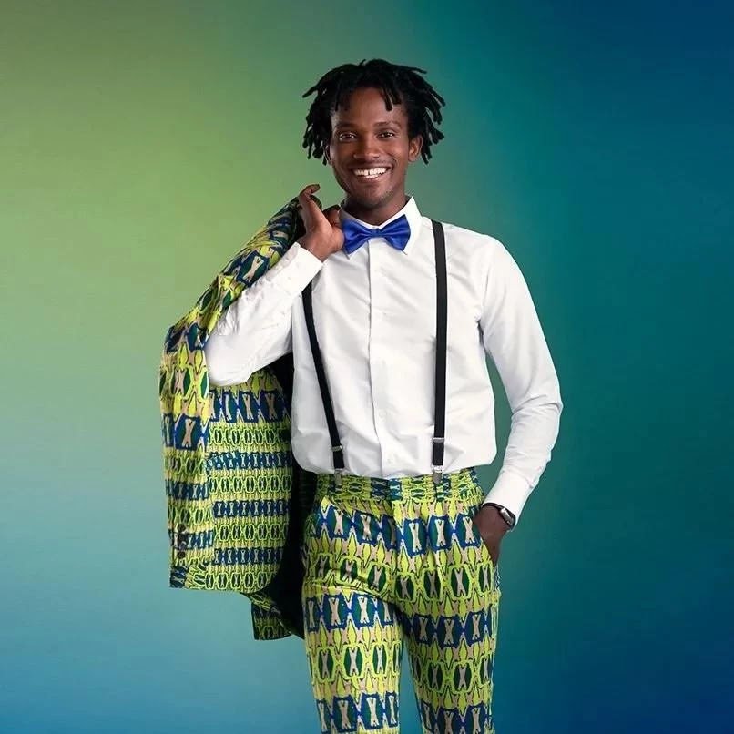 Latest Ankara Style for Men