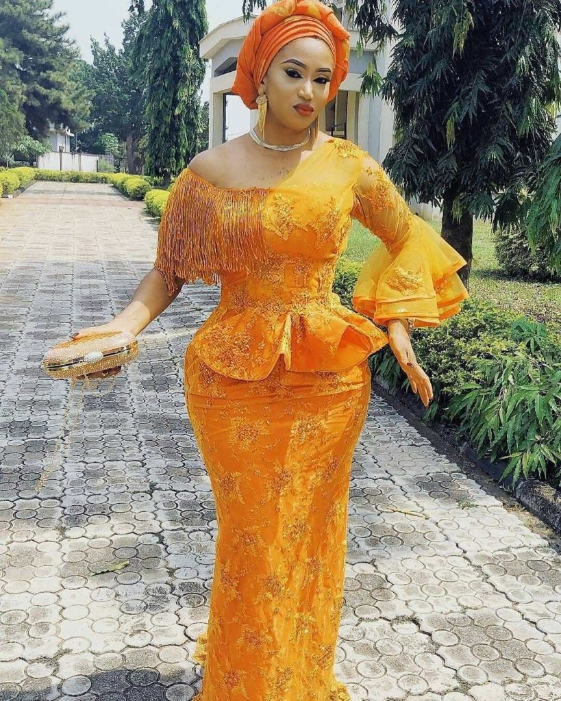 nigerian fashion designs for ladies