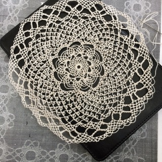 Tatting or Knotted Lace