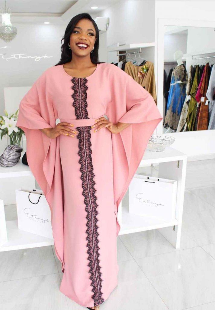 Abaya gown