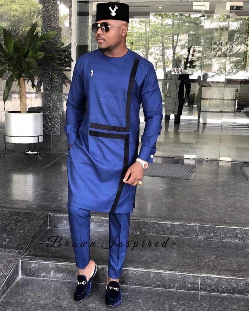 Senator cloth design
