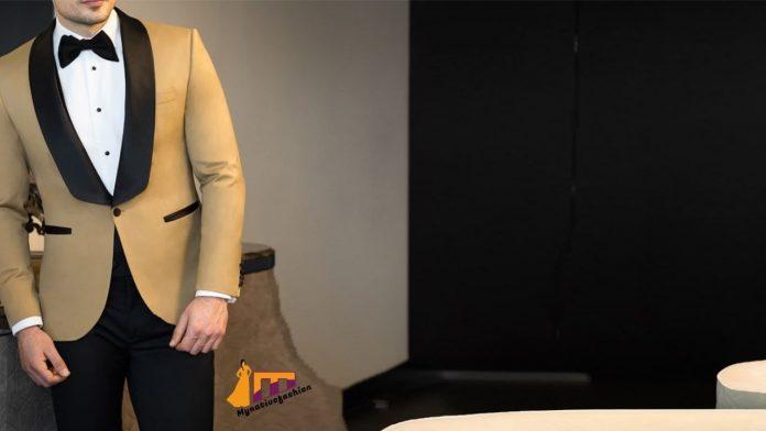 Tuxedo Suit for men