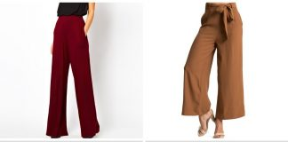 latest ladies trousers