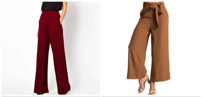 latest ladies trousers