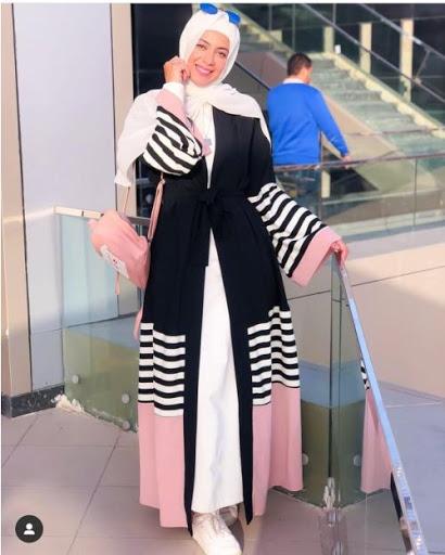 classy Abaya trend
