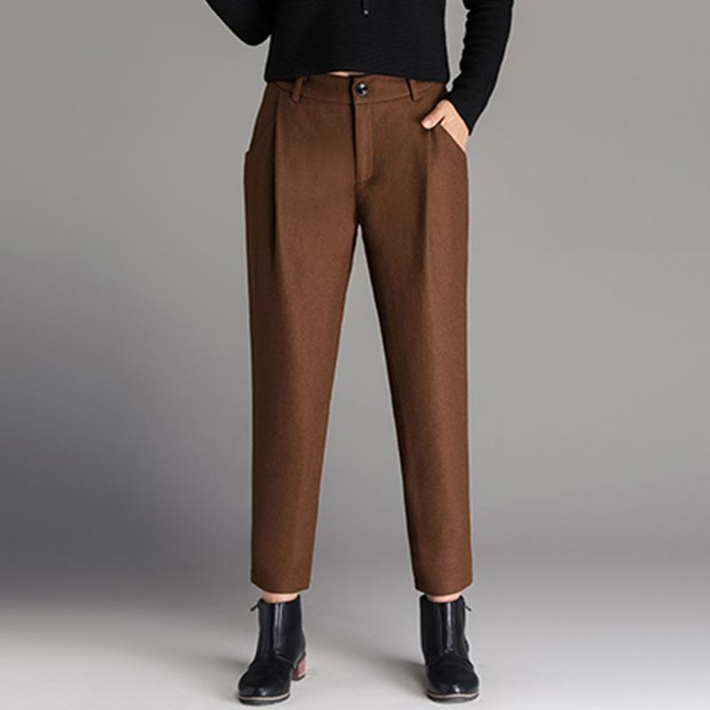 Tapered Ladies Pants
