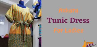 Tunic Dresss