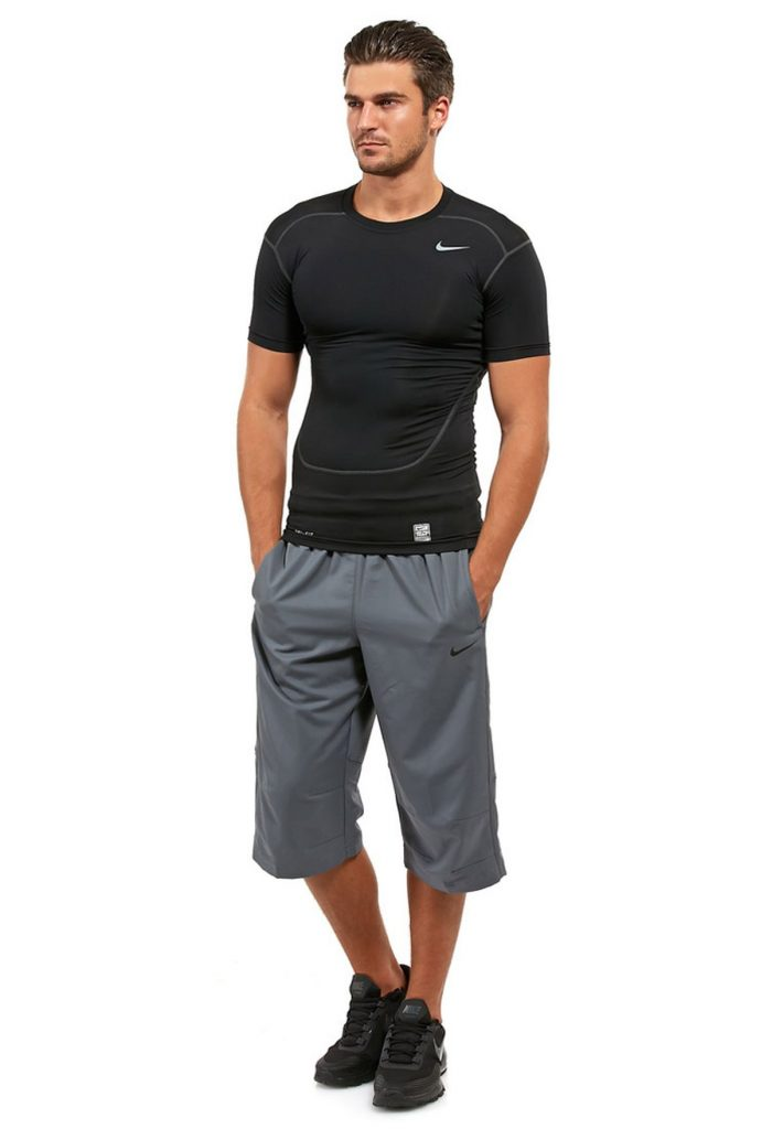 Over The Knee Shorts
