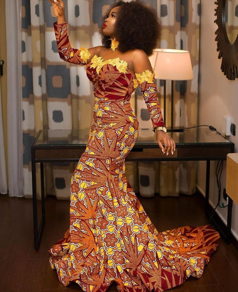 unique ankara dresses