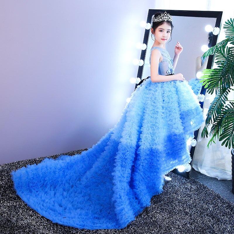 childrens designer gowns
