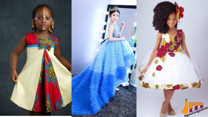 Children's Designer Gowns