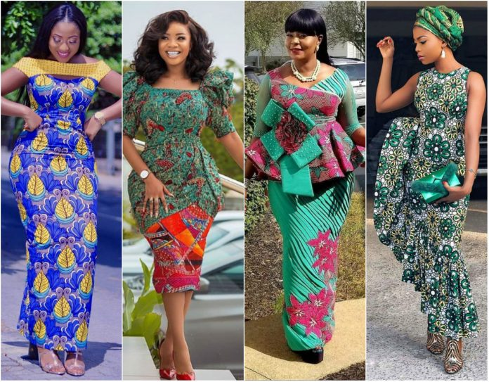 african new style dresses
