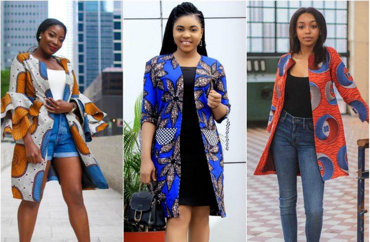 Ankara Kimono Style