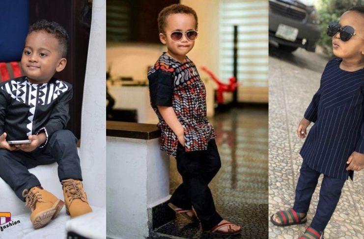 Kaftan Styles For Kids