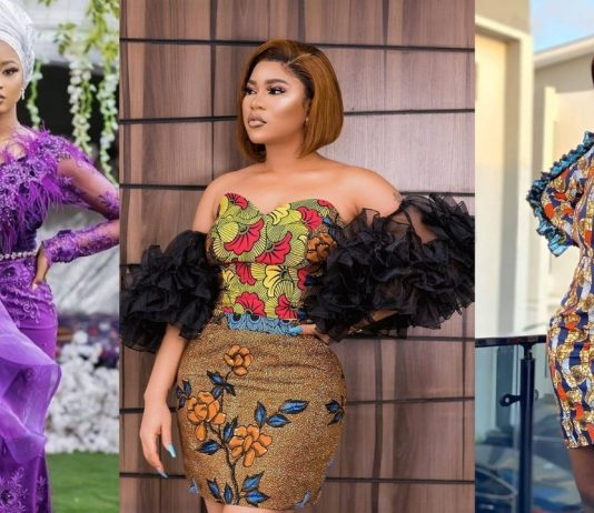 Gown Styles For Ladies