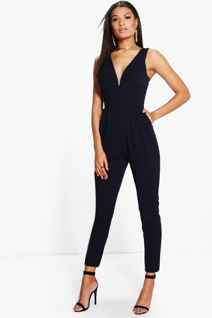 Skinny Jumpsuit
