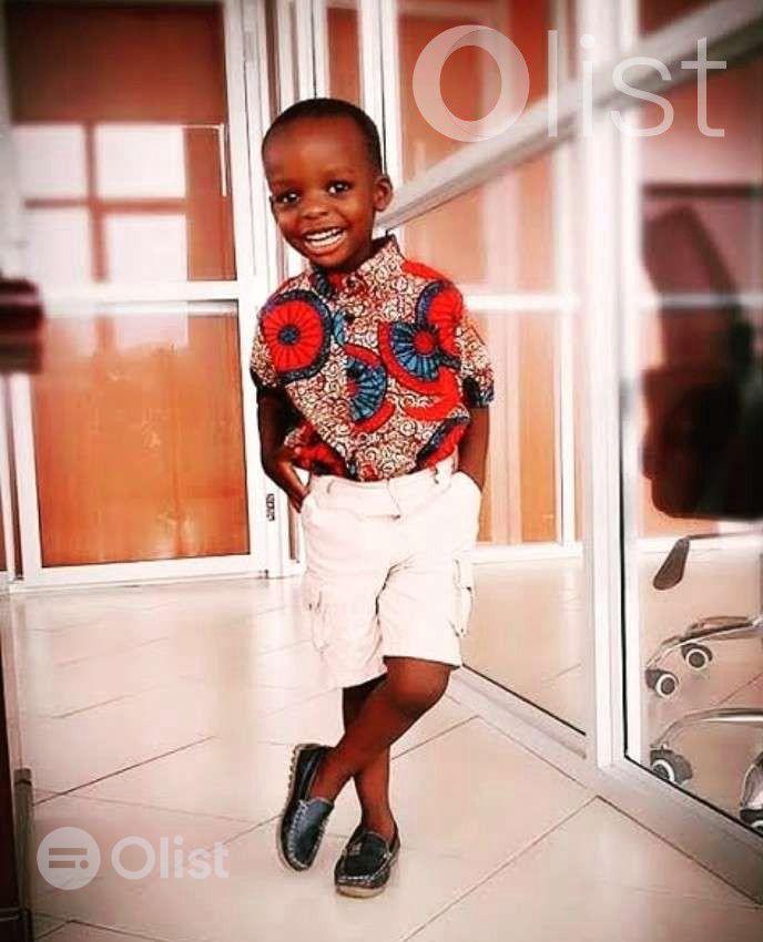 ankara style for male kid