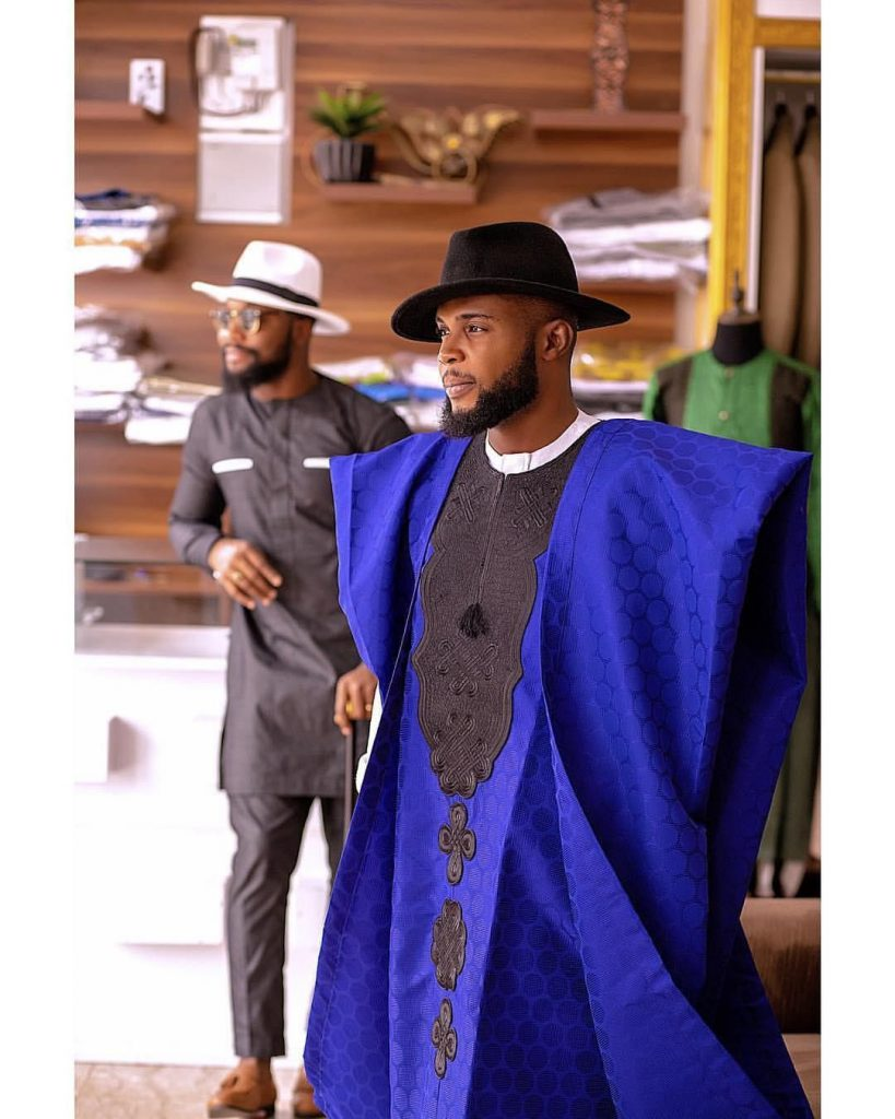 Best Agbada Style For Men
