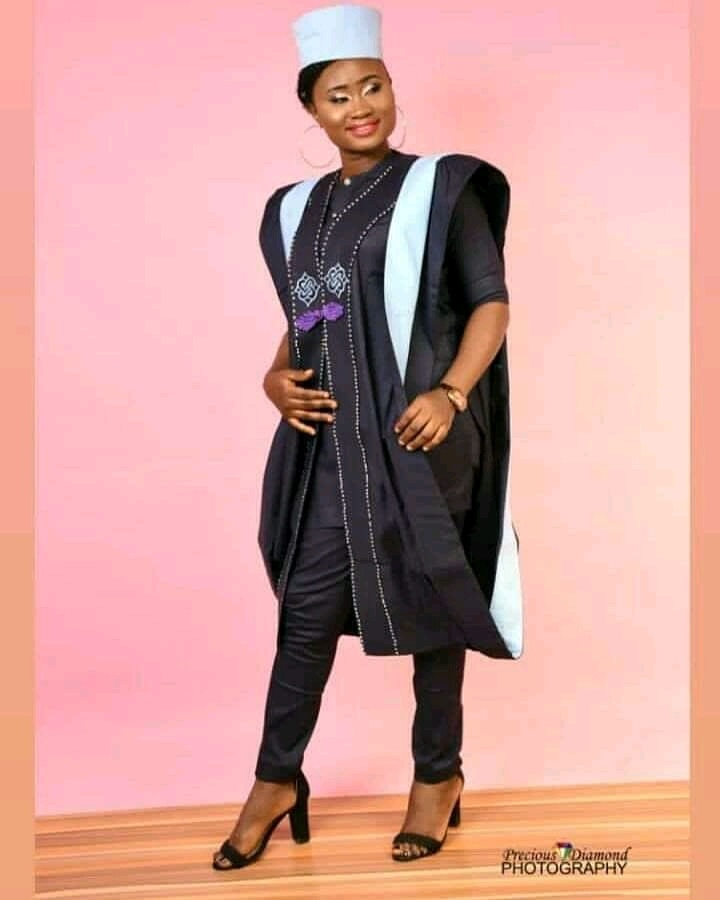 Best Female Agbada Styles