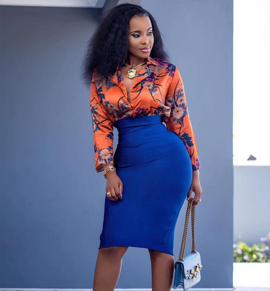 Modern Ankara Tops Styles For Ladies