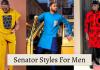 Senator Styles For Men